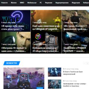 Сайты про игры, софт, казино
